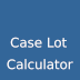 Case Lot Calculator Progressive Web App