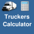 Truckers Calculator Progressive Web App